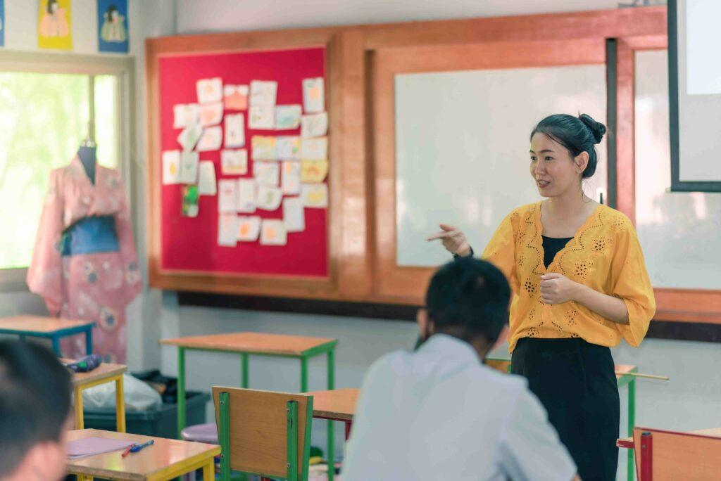 日本語教師海外派遣の画像②